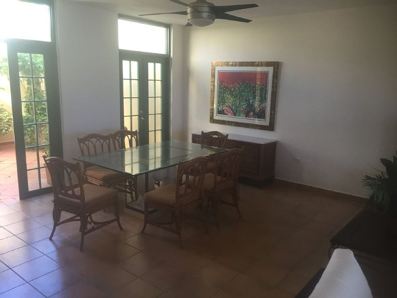 Pr Beach Front Property, vacation rental in Dorado