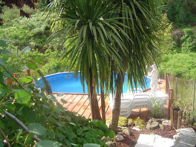 Preciosa casa rural en alquiler, holiday rental in Cenlle