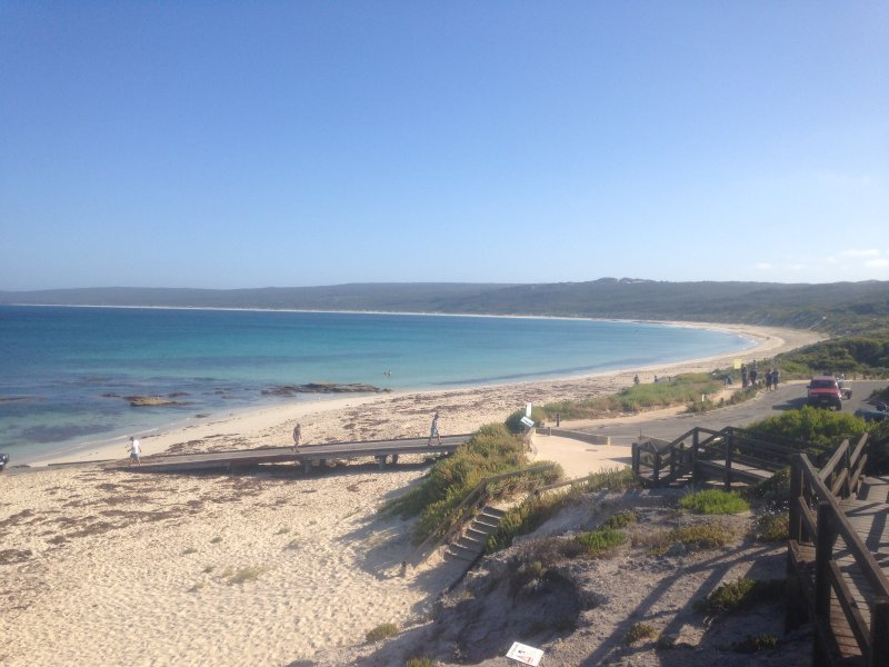 Hamelin Bay Beach