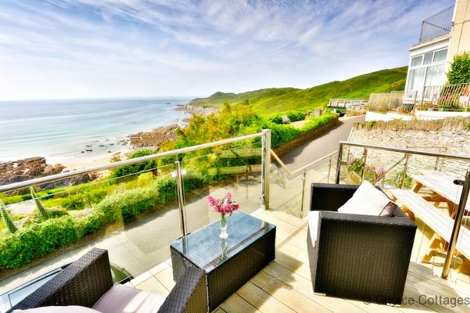 WOOLACOMBE ADMIRALS LODGE | 6 Bedrooms, Ferienwohnung in Woolacombe