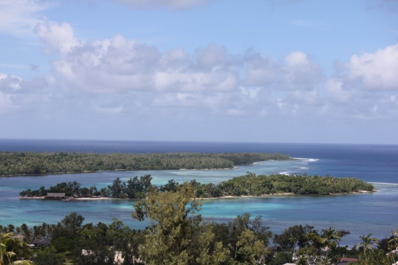 Spectacular Views overlooking Erakor Island, holiday rental in Mele