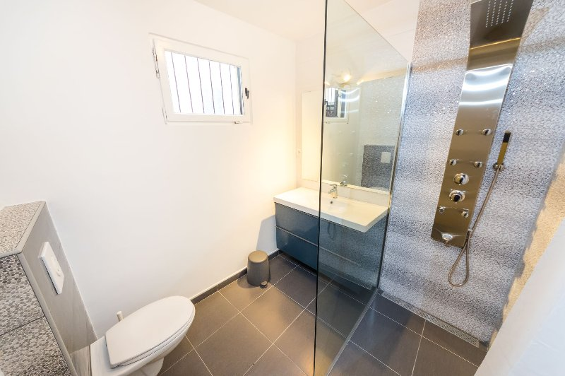Downstairs bathroom new in May 2016