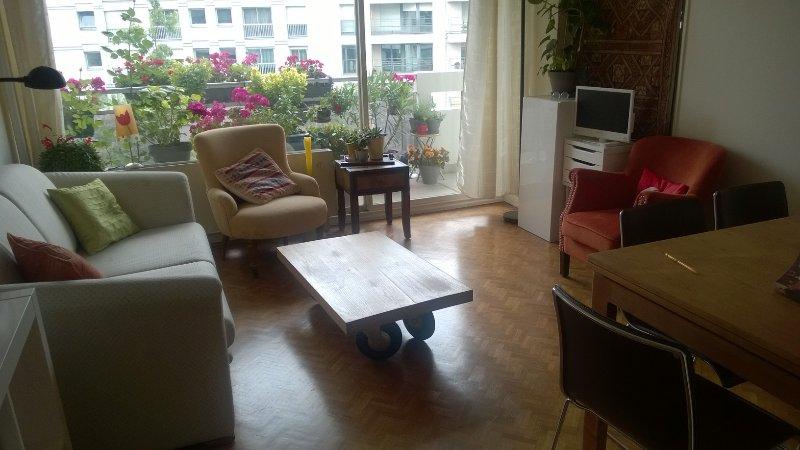 louer appartement Paris 2 pièces