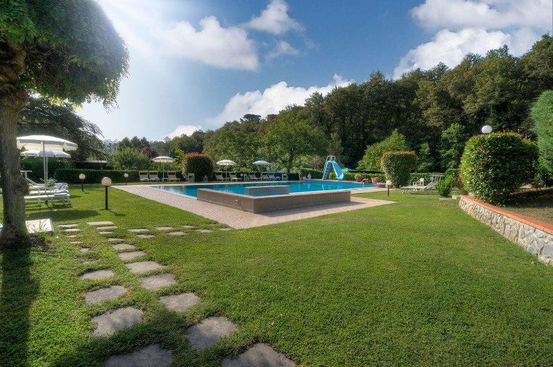 Agriturismo Valleverde ,free bike ,pool, garden, holiday rental in Vacchereccia