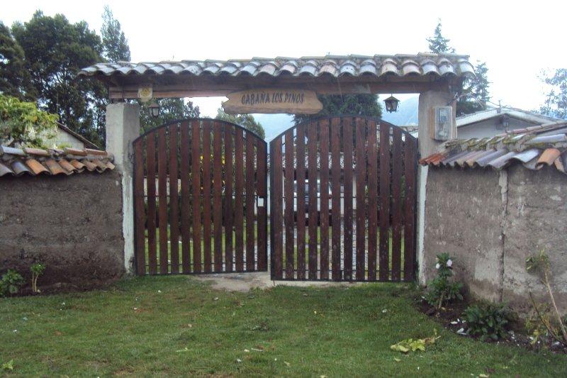 SE  ALQUILA  CASA DE CAMPO POR TEMPORADAS, alquiler de vacaciones en Ibarra