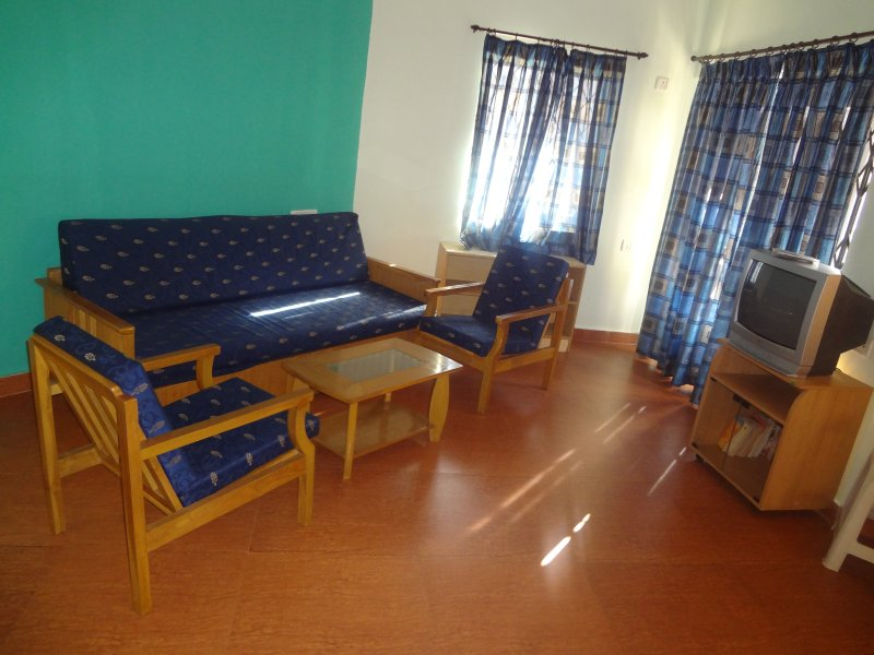 TripThrill Lotus Hermitage 1BHK Apartment, holiday rental in Benaulim