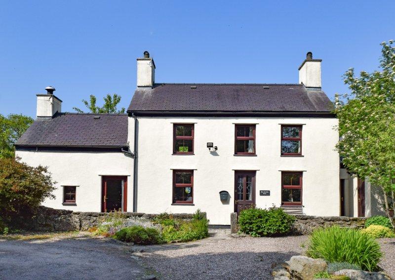 Hen Gamdda Fawr cottage, Marianglas, Benllech, Anglesey, alquiler vacacional en Isla de Anglesey