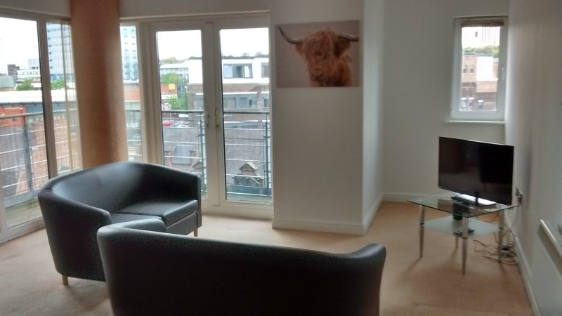 Modern City Centre Living.