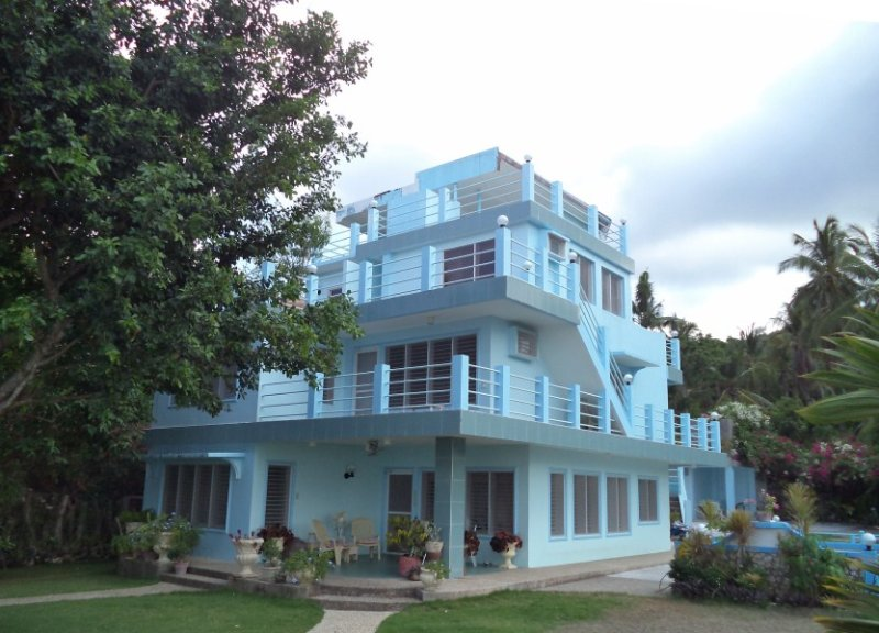 High Steps Pension, holiday rental in Catmon