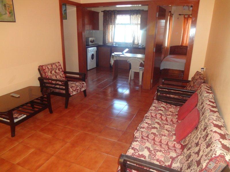 TripThrill Lotus Hermitage 2 Bedroom Apartment 2, location de vacances à Benaulim
