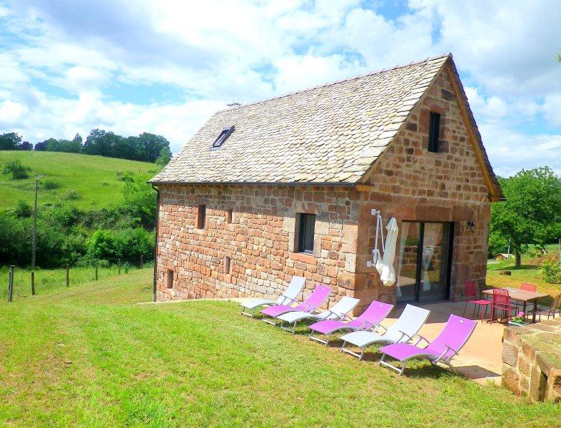 L'Auvaysou au calme pour Curistes et Vacanciers, holiday rental in Rignac