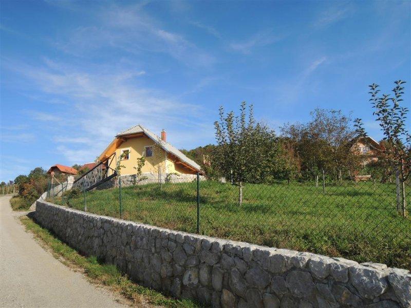 Vineyard cottage - Zidanica Lisec Relaxation, holiday rental in Straza