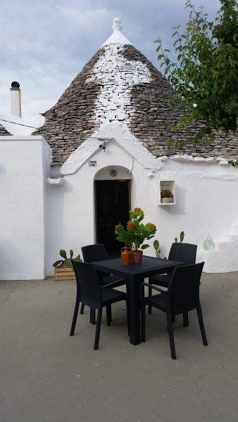 Trulli Pietro, vacation rental in Locorotondo