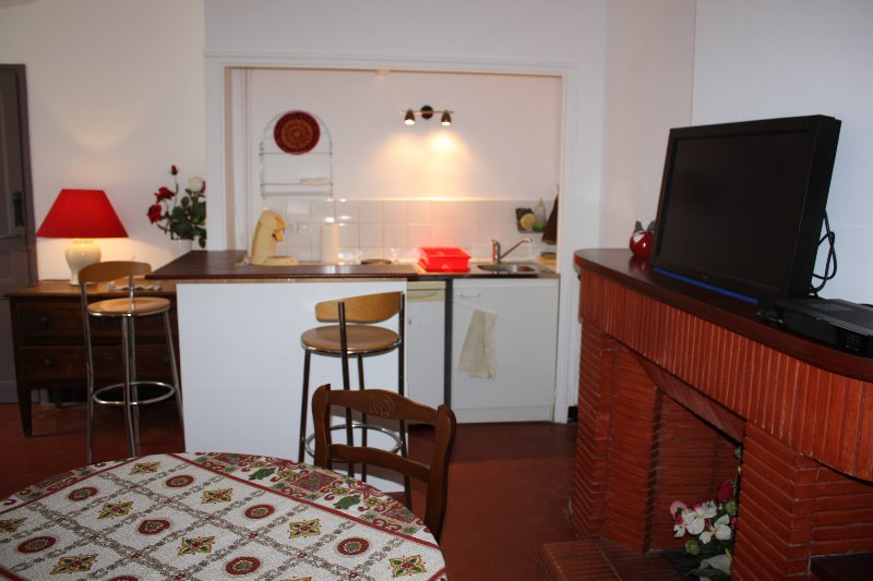 Studio dans une ferme de la Drôme Provençale, vakantiewoning in Nyons