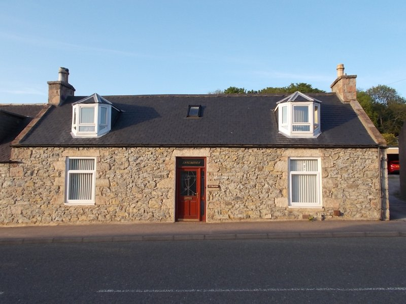 INVERAVON HOLIDAY HOME DUFFTOWN, vacation rental in Keith