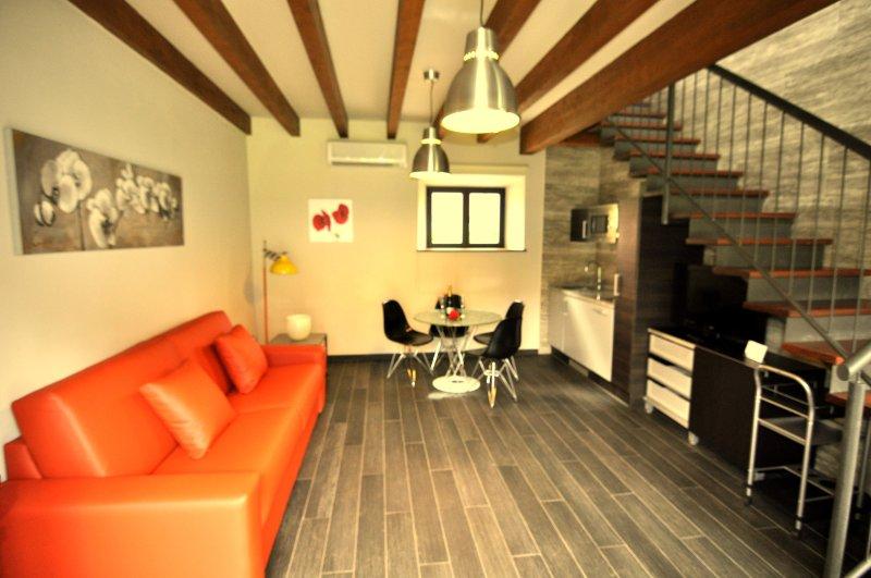 Loft de Logio, aluguéis de temporada em Valdredo