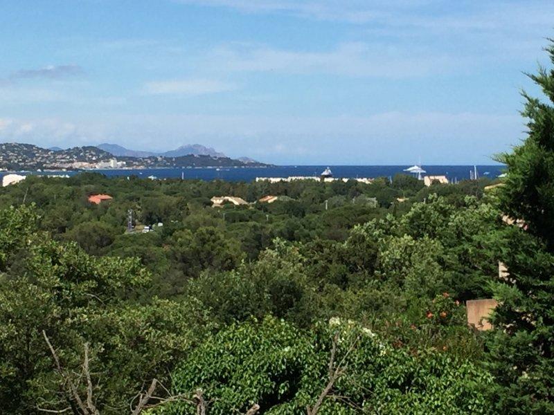 Charmante maison au cœur du Golfe de Saint Tropez, vacation rental in Cogolin