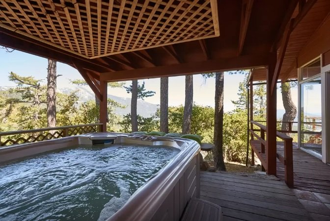Spa with View