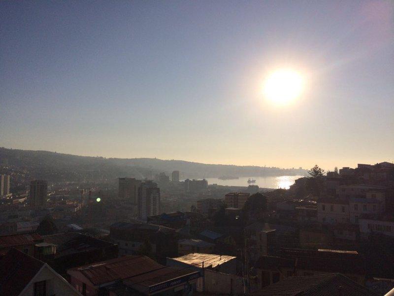 Departamento Exclusivo Vista al Mar, holiday rental in Valparaiso