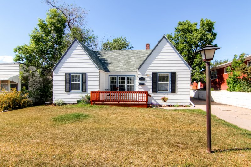 You'll cherish your stay at this Rapid City vacation rental house!