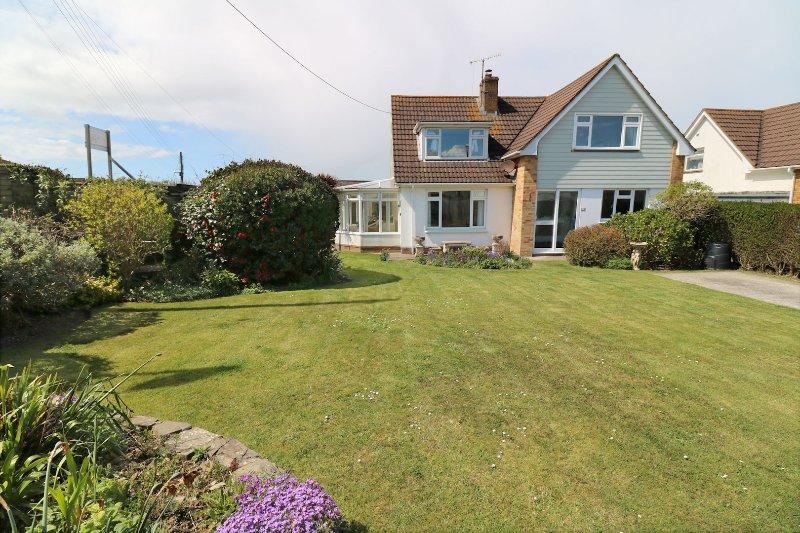 Croyde Holiday Cottages Dunes Garden