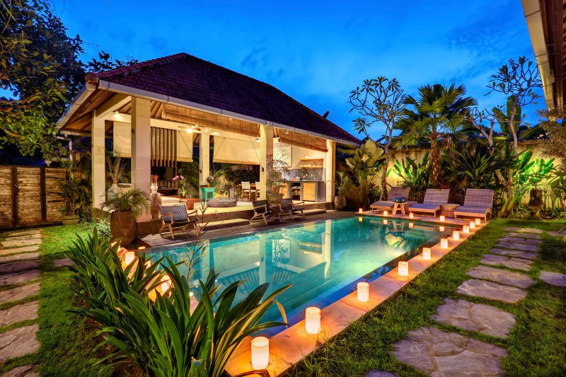 Exquisite Villa in Private Villa Resort Canggu, holiday rental in Tanah Lot