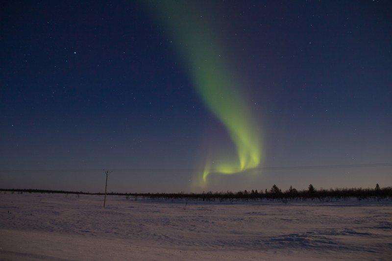 Aurora Borealis (Polarlicht / Nordlicht)