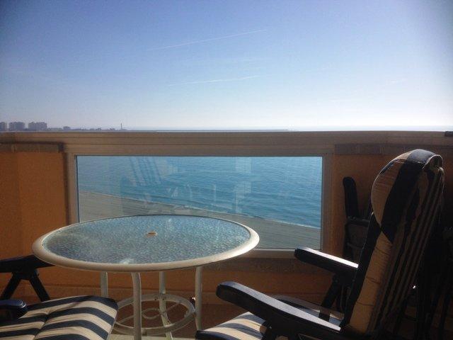 Sea Views From The main Balcony