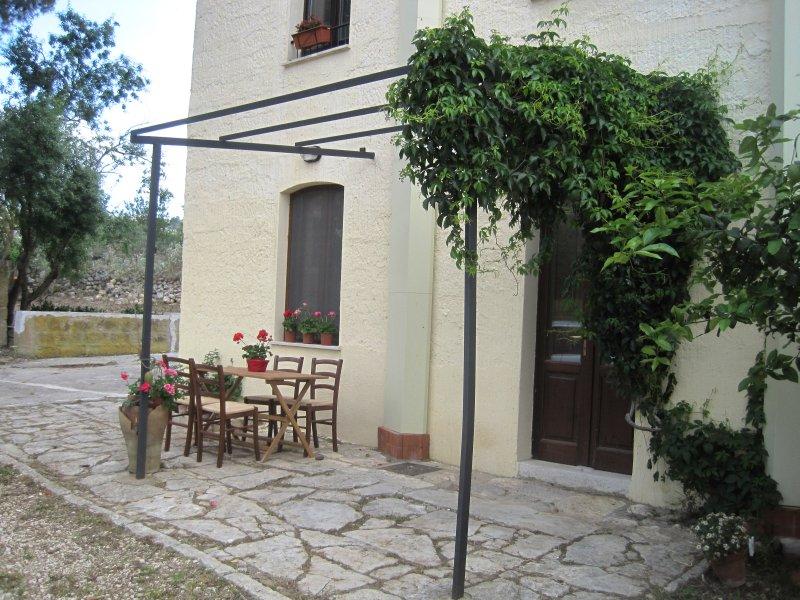Villa vicino San Vito e Macari, alquiler de vacaciones en Custonaci