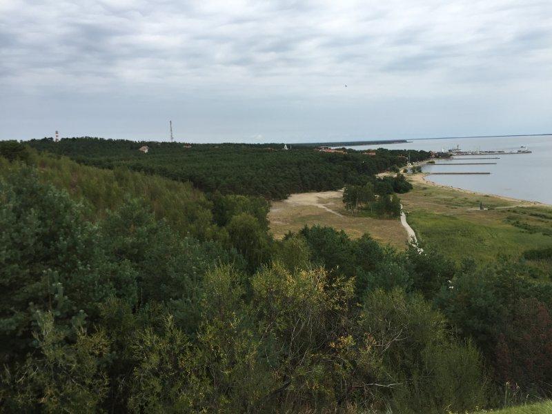 Holiday Terrace Nida – semesterbostad i Litauen