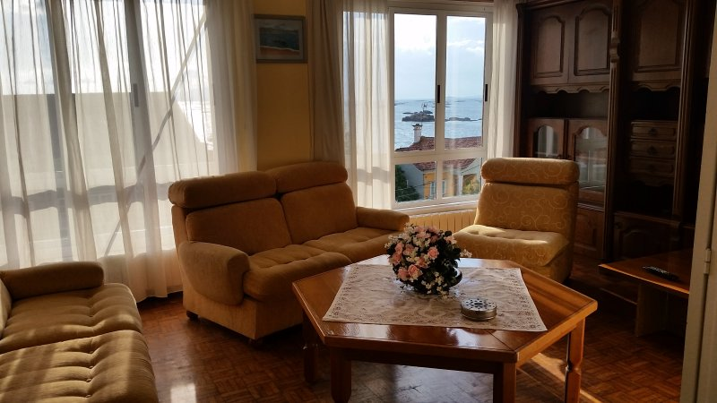 Piso, vacation rental in Vilanova de Arousa