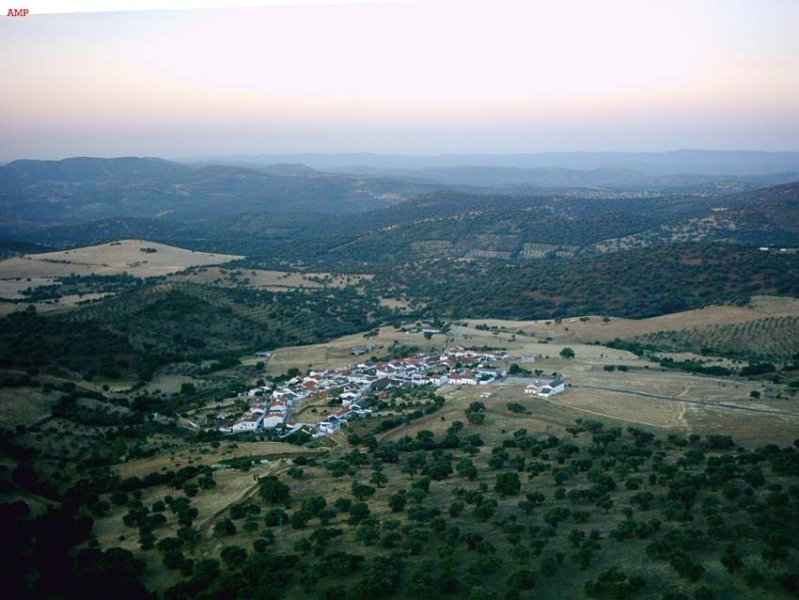La aldea del Alcornocal