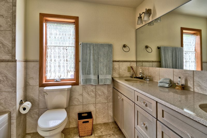 Lower Level Master Bath