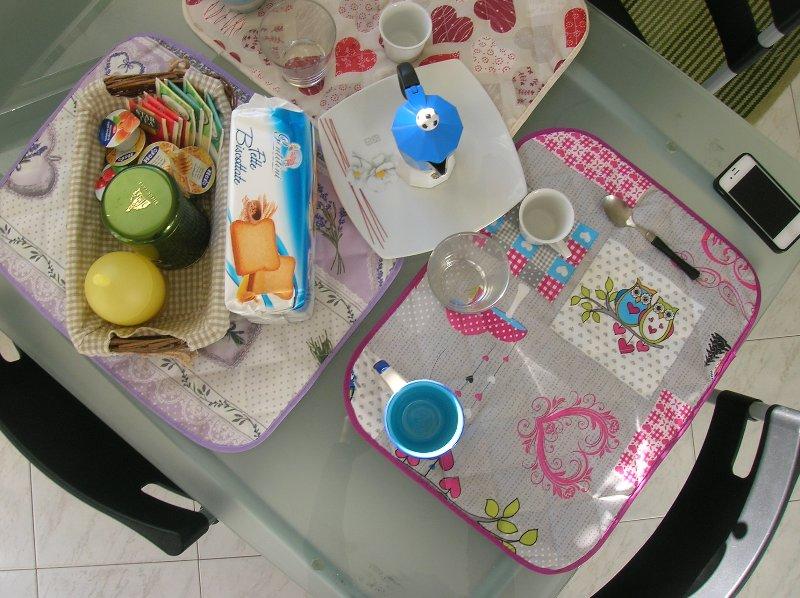 una buona colazione per iniziare la giornata