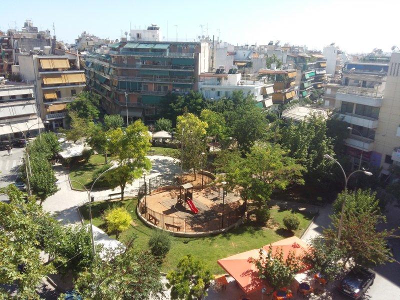 High-class apartment near Athens center, holiday rental in Chaidari