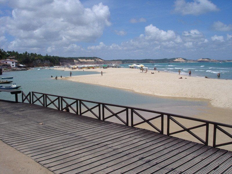 Semi-Detached Beach Front Villa in Praia da Pipa Dream Views 2 or 4 Bedrooms, holiday rental in Tibau do Sul