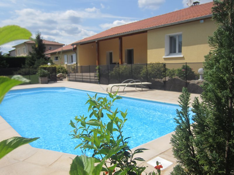 Terrazza e piscina