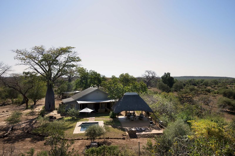 Baobab Hill Bush House, vacation rental in Limpopo Province