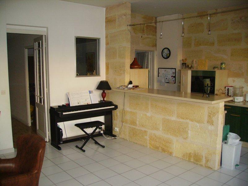 Grande maison bordelaise avec jardin, vacation rental in Talence