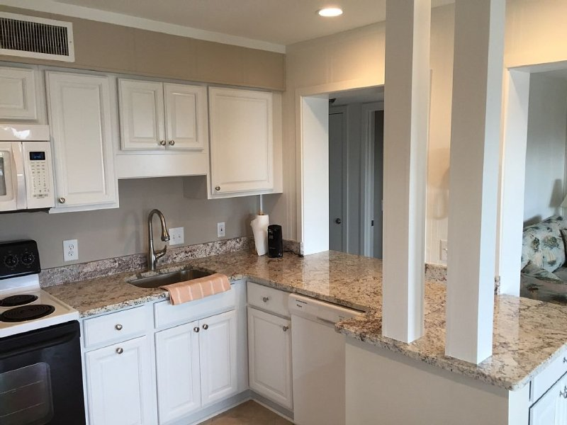 2016 Completely redesigned and remodeled...New cabinets, granite counters, lighting, appliances