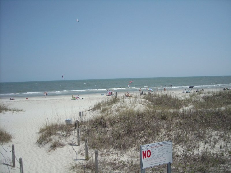 50 yd walk to beach. EXPERIENCED OWNER RENTALS W 5 STAR REVIEWS UPON REQUEST.