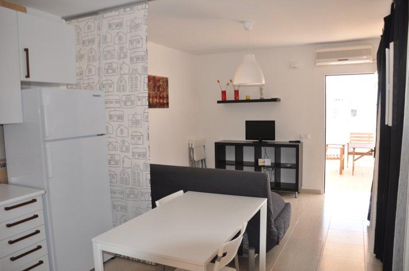 Ático, Casco Histórico de Cádiz WIFI VFT/CA/00186, casa vacanza a Cadice