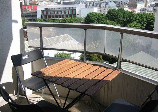 Studio meublé prés de Montmartre avec belle vue, casa vacanza a La Plaine-Saint-Denis