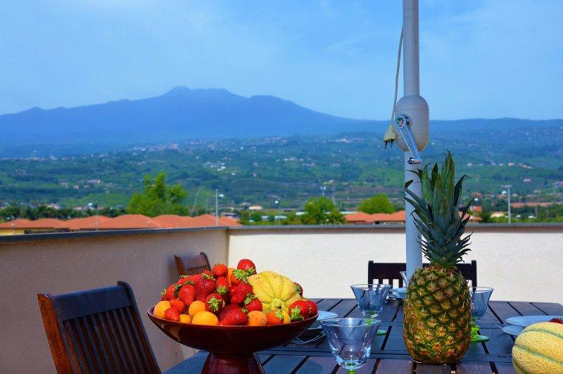 Casa Galletta, vacation rental in Mascali