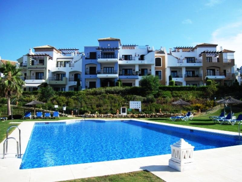 3 Bedroom luxury apartment in Marbella, holiday rental in Marbella