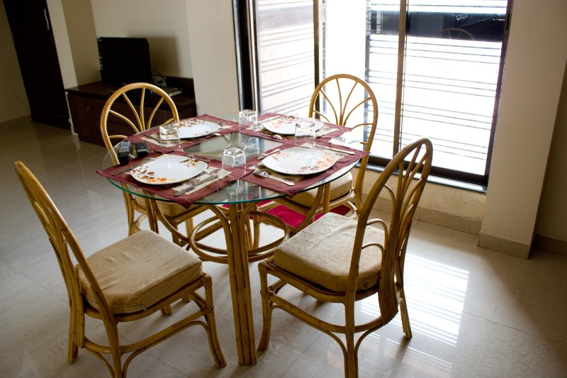 Luxury Apartment with Private Terrace, holiday rental in Mumbai
