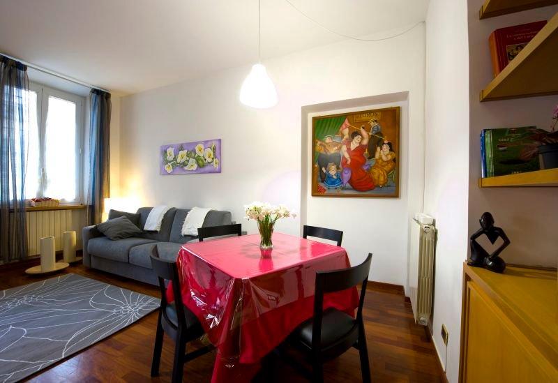 Corner House Roma su casa de vacaciones en Roma