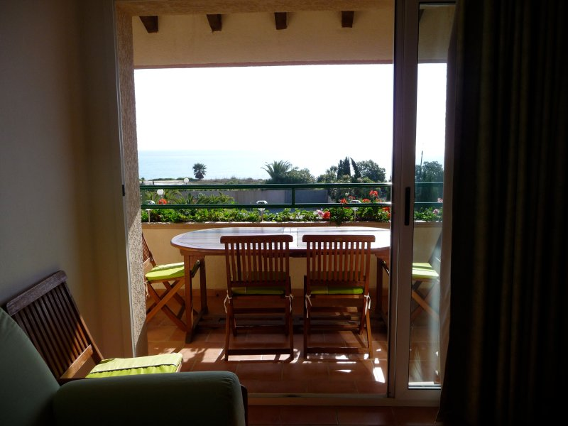 TRES BEAU TYPE 3 OU TYPE 2, holiday rental in Bravone