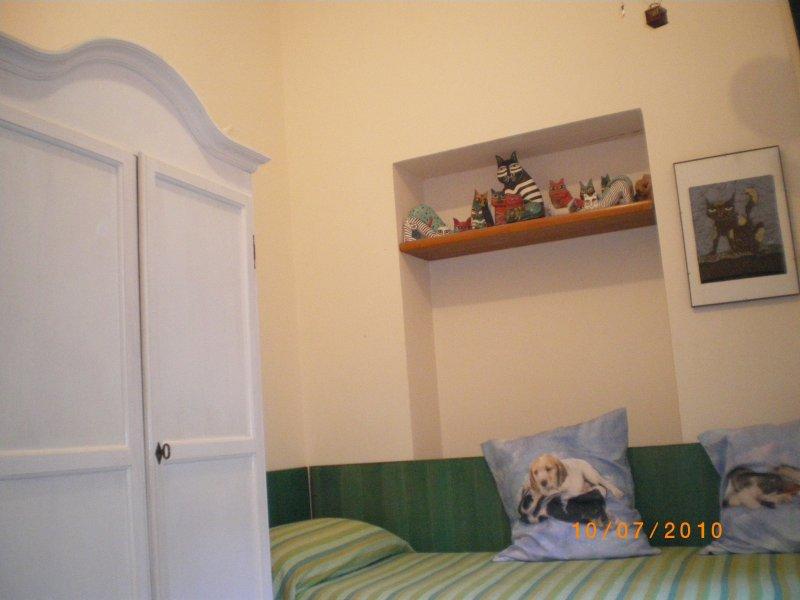 Castel d'Albori, holiday rental in Albori