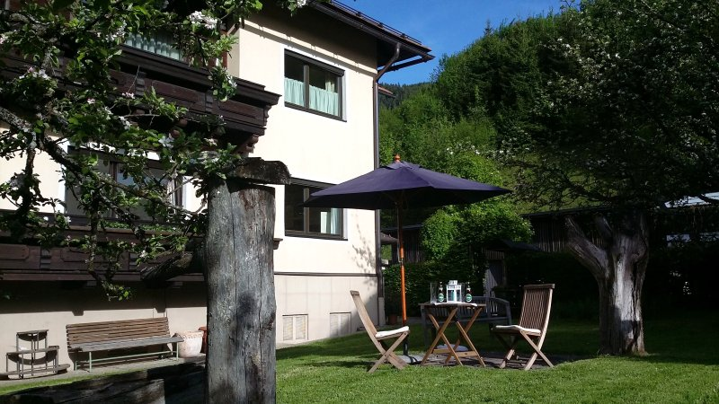 Haus Gilbert apartment 2, holiday rental in Pfarrwerfen